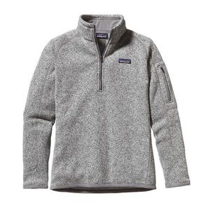 Patagonia Women's Better Sweater (1/4-Zip Fleece)